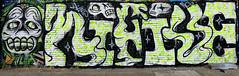 graffiti amsterdam (wojofoto) Tags: ndsm graffiti amsterdam nederland netherland wojofoto wolfgangjosten hi5 hifive