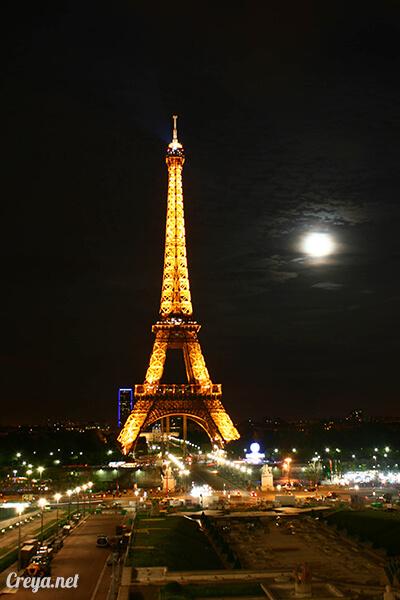 2016.10.09 ▐ 看我的歐行腿▐ 艾菲爾鐵塔,五個視角看法國巴黎市的這仙燈塔 15