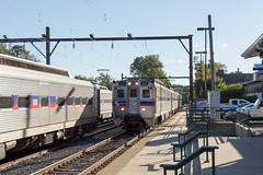 Terminating (skabat169) Tags: septa spax437 regionalrail commuterrail doylestown pa silverlineriv doylestowndart doylestownrushbus