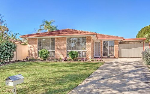 3 Farrendon Place, Mount Annan NSW 2567