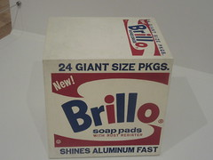 Brillo Box (cohodas208c) Tags: sculpture milwaukeeartmuseum brillo andywarhol popart