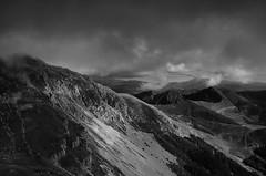 2217 a.s.l. (simona.photo) Tags: terminillo italy bw mountain trekking nikon d7000 sigma1750
