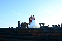EDO_1673 (RickyOcean) Tags: wedding zvartnots echmiadzin armenia vagharshapat shush shushanik rickyocean