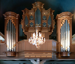 The Arp Schnitger Organ of St. Mauritius Kirche, Hollern, Germany (Philinflash) Tags: 2016 church churchinteriors europe germany organ orgel otherkeywords places hollern dasalteland