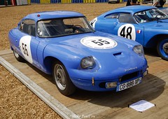 1962 Panhard CD Dyna (pontfire) Tags: guy verrier bernard boyer 1962 panhard cd dyna 24hdumans lemans lemansclassic lemansclassic2012 automobilepanhard automobiledecourse automobiledesport automobileancienne automobiledecollection automobilefranaise bleufrance dbpanhard frenchcars classiccars oldcars antiquecars sportscars racecars rarecars db car cars auto autos automobili automobile automobiles voiture voitures coche coches carro carros wagen pontfire france bleu bleue blue worldcars