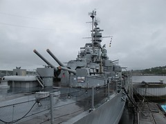 "USS Massachusetts BB-59 6 • <a style=""font-size:0.8em;"" href=""http://www.flickr.com/photos/81723459@N04/30447313935/"" target=""_blank"">View on Flickr</a>"