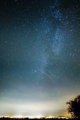 Milkyway Over Ashford (Kimberley Hoyles) Tags: clearsky nightsky sky stars starysky night dark beautiful beach blue milkyway ashford city landscape composition