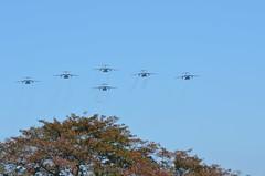 JASDF C-1 & U-4 (ta152eagle) Tags: jasdf c1 u4