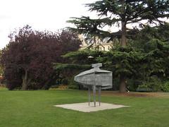 The Regent's Park (portemolitor) Tags: london cityofwestminster theregentspark friezesculpturepark2016 the regents park frieze sculpture 2016