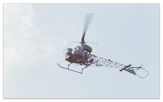 Bell 47 G-CHOP