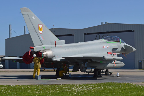 Eurofighter Typhoon FGR.4 'ZK325 / FK'
