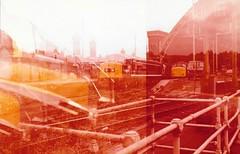 St Pancras - Peaks (James DEMU) Tags: station from circa 1980 london peaks class 45 st pancras