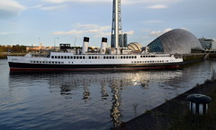 TS Queen Mary (Russardo) Tags: glasgow clyde queen mary steamer ship ts science centre