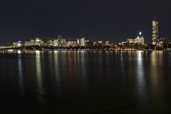 Day 319 of 366 - Short days (antipodean.light) Tags: beantown boston bostonbynight charlesriver nightscape skyline