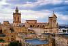 Gozo, Citadella: Cathedral of the Assumption, Lorenzo Gafà 1697–1711 (keithb_b) Tags: gozo nikcolorefexpro