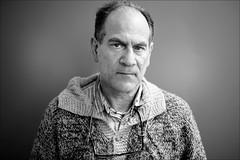 Patrick Zachmann (David Kregenow) Tags: photographer magnum portrait paris grandpalais parisphoto davidkregenow fotograf patrickzachmann