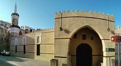 Shafi Masjid, Jeddah KSA (danielbennett6) Tags: mosque masjid jeddah jiddah saudiarabia saudi arabia balad albalad islamic architecture