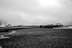 DSC00093 (iFot) Tags: mist ir infrared seaside seafront beach palacepier brightonpier pier brighton