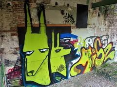 Avoid / FNO - 15 nov 2016 (Ferdinand 'Ferre' Feys) Tags: gent ghent gand belgium belgique belgië streetart artdelarue graffitiart graffiti graff urbanart urbanarte arteurbano