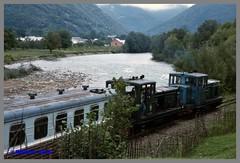 Ukraine 93_129aa (r_walther) Tags: schmalspur doppeltraktion theresiental tu4 waldbahn zakarpattia ukraine ukr