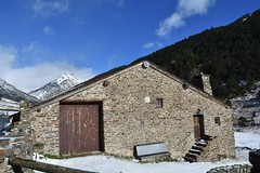 Andorra farmhouse