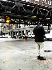 Street walk session November 23-2016 pic3 (Artemortifica) Tags: chicago cybershot grantpark lasalle metra northerlyisland redline sony blueline city downtown trains urban il usa