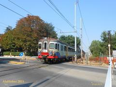 trenino Modena Sassuolo ex Ferrovie Belghe SNCB (Alefilobus) Tags: train ale railway modena treno ferrovia binari modenasassuolo