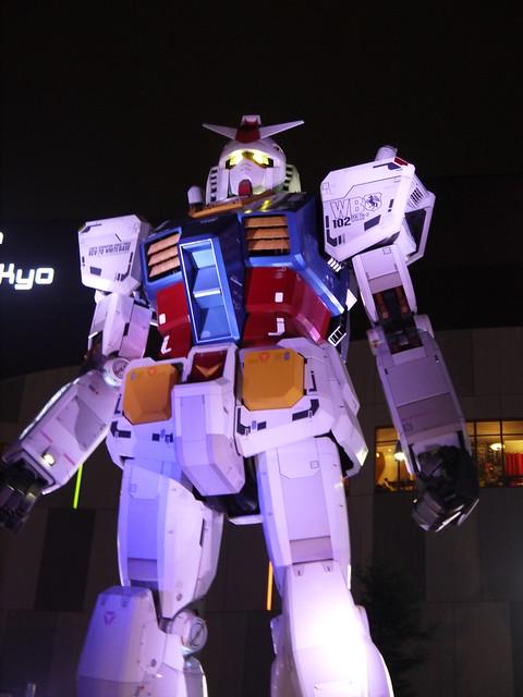 台場 Gundam