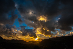 Morning Clouds (Chas Pope 朴才思) Tags: clouds sunrise spain fv5 fv10 mallorca 1022mm majorca 2014 balearics puigpunyent granhotelsonnet