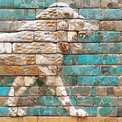 (hannah matangos) Tags: berlin art germany deutschland mosaic pergamonmuseum babylon antiquity antiquities pergamon ancientart babylonian classicalantiquity