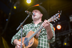 Corb Lund - Big Valley Jamboree 2015