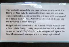 1839: Violent Hurricane Hits York - detail 2