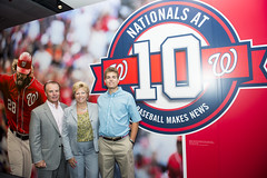"""Nationals at 10: Baseball Makes News"""