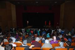 Al Qasr (15) (Al Qasr International Festival of Theater - ) Tags: festival de theatre dar el international morocco maroc ksar salle alqasr spectacle  kebir        takafa