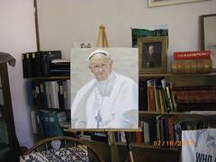 Pope Francis Portrait (2)