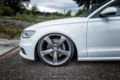 Audi A6 G4 (Synbios82) Tags: canon de bayern deutschland g4 21 brake audi regensburg avant 6d c7 carporn a67 rotoren brazzers