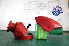 Hulkbuster custom by RICK WIP _16 (capcomkai) Tags: rick ironman ultron hulkbuster   avengersage