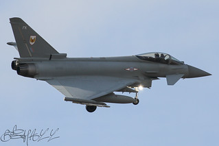 Eurofighter Typhoon FGR4 ZK325 FK