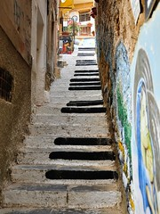 DSC_0230B (denis.capraro) Tags: art piano stairway sicilia 18105 sciacca d90 18105mm