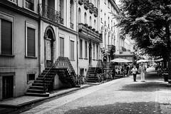 Bagneres de Luchon - France (Ennio_Fratini) Tags: travel blackandwhite bw france blancoynegro europa europe streetphotography olympus bn viajes luchon francia pyrenees omd pirineos 2014 em1 travelphotography enniofratini categoriafotografia