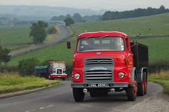 Albion Reiver Tipper - HAL 450K (Ben Matthews1992) Tags: road old england classic truck vintage wagon 1971 tipper britain thomas geoff derbyshire transport historic lorry commercial lad vehicle british preserved albion preservation waggon raider reiver haulage atkinson 2015 roadrun jollyboys a5270 motorpanels vistavue bwa612g hal450k