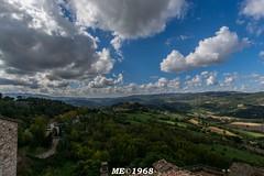 Todi - IL Cielo Umbro (iw2ijz) Tags: sky italy panorama italia cielo umbria todi