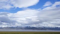 South Iceland (fabrizioboni00) Tags: sky panorama mountain fog montagne iceland south north vik cielo polar colori islanda southiceland