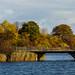 Autumn in Copenhagen - Bridge over Stadsgraven 1/2