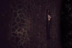 -  - (emrickabal1) Tags: light portrait black color art girl strange sarah canon magazine dark movie photography design photo model glamour noir photographie graphic image lyon artistic expression mark space femme models picture roots makeup jewelry charlie vogue sombre planets concept mode darling blanc couture cosmos espace myth chakra stylist graphisme kabal barbier emric mouns epouvante berrah