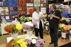 Floral Pavilion Brightens PMA Fresh Summit 2015 (Produce Marketing Association) Tags: flowers atlanta floral marketing expo fresh exposition pavilion produce pma association 2015 freshsummit