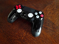 DS4 Darth Vader Edition (@cliors61) Tags: starwars sony darthvader playstation darkvador ds4 playstation4 dualshock4