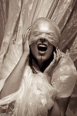 IMG_5863 (m.acqualeni) Tags: portrait en sexy trash dark emotion nu femme gothic goth sm plastic sombre manuel thrash manu fille gothique sado plastique souffrance photographe maso sadomaso bache bche nudit dcal fetichiste acqualeni