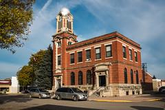 Carman Post Office (bryanscott) Tags: ca canada building architecture manitoba carman