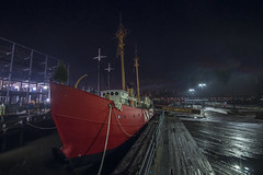 Lightship Ambrose (Nick Gagliardi) Tags: street new york city museum boat ship south ambrose seaport lightship